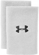Under Armour Performance Wristband White