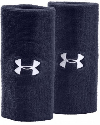 Under Armour Performance Wristband Navy