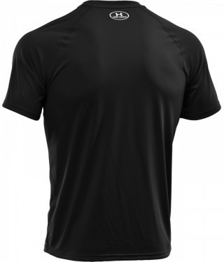 Under Armour Tech Shortsleeve czarna