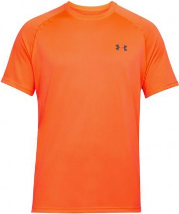 Under Armour Tech Shortsleeve Orange