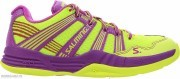 Salming Race R5 3.0 Women Yellow buty do badmintona damskie