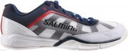 Salming Viper 2.0 White/Navy buty do badmintona