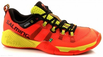 Salming Kobra Magma Red/Black