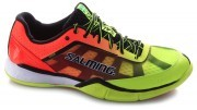 Salming Viper 4 Yellow Orange buty do badmintona