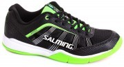 Salming Adder Black Green buty do badmintona