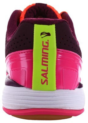 Salming Viper 4 Purple buty do badmintona damskie