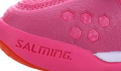 Salming Adder Pink buty do badmintona damskie