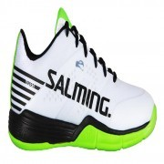 Salming Viper 5 Men Shoe White Black buty do badmintona