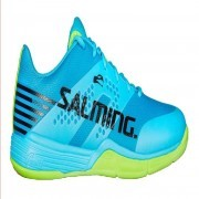 Salming Viper 5 Men Shoe Blue Green buty do badmintona