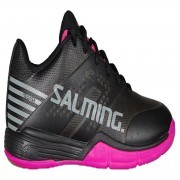 Salming Viper 5 Women Shoe Black Pink buty do badmintona damskie