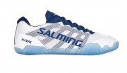 Salming Hawk Women White Blue buty do badmintona damskie