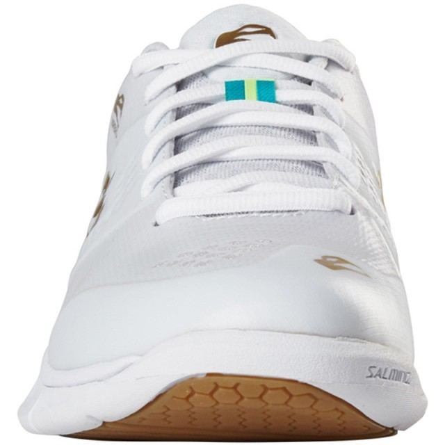 Salming Viper 5 White / Gold