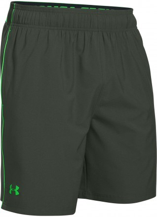 Under Armour Mirage Shorts 8in Olive