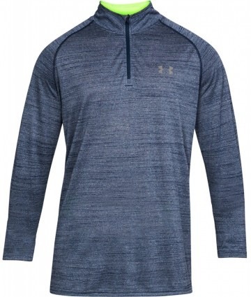 Under Armour Tech™ Novelty 1/4 Zip Blue