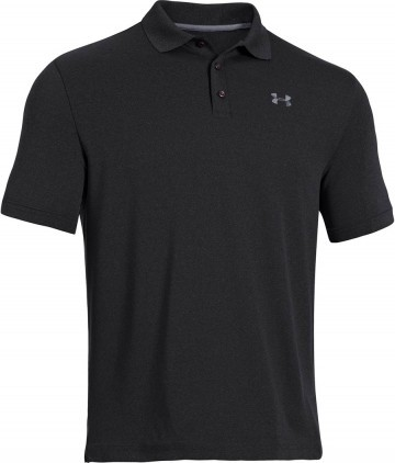 Under Armour Performance Polo Czarne