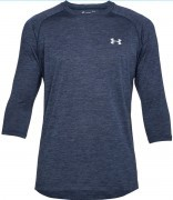 <span class=lowerMust>koszulka męska<br /></span> Under Armour Tech Power 3/4 Sleeve Grey Blue