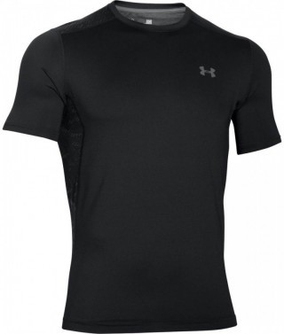koszulka męska Under Armour Raid Shortsleeve Black