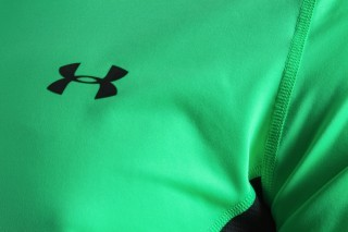 koszulka męska Under Armour Raid Short Sleeve Green