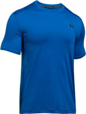 Under Armour Raid ShortSleeve Blue