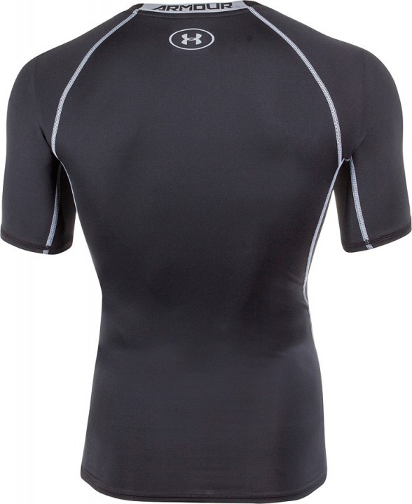Under Armour Heatgear Armour Compression SS Black