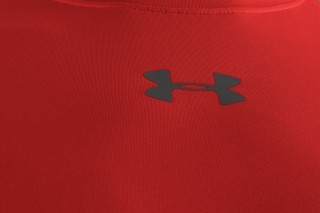 koszulka męska Under Armour HeatGear Sleeveless Red