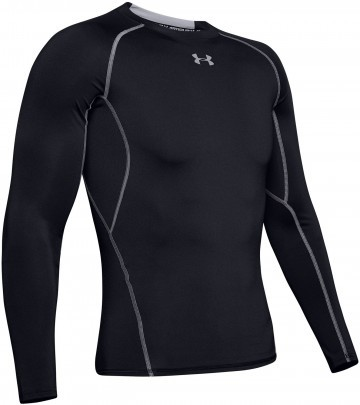 Under Armour HeatGear Longsleeve Black