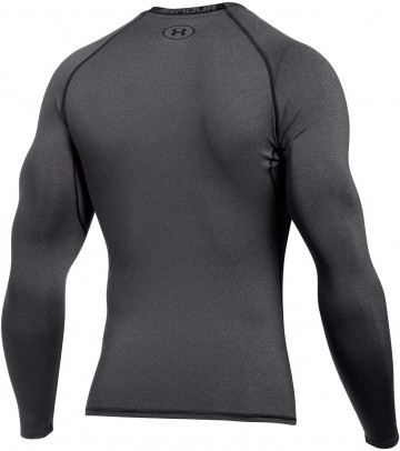 Under Armour HeatGear longsleeve Grey