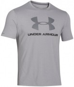 <span class=lowerMust>koszulka męska<br /></span> Under Armour Charged Cotton&#174; Sportstyle Logo T Szara
