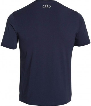 koszulka męska Under Armour Charged Cotton® Sportstyle Logo T Navy