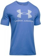 <span class=lowerMust>koszulka męska<br /></span> Under Armour Charged Cotton&#174; Sportstyle Logo T Blue