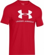 <span class=lowerMust>koszulka męska<br /></span> Under Armour Charged Cotton&#174; Sportstyle Logo T Czerwona