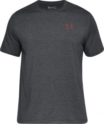 Under Armour CC Left Chest Lockup Grey
