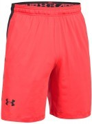 "Under Armour Raid 8"" Short Red Black"