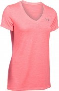 <span class=lowerMust>koszulka damska<br /></span> Under Amour Tech V-Neck Twist Pink