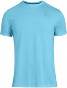 koszulka męska Under Armour Threadborne Streaker Short Sleeve Blue