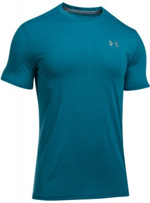 koszulka męska Under Armour Streaker Shortsleeve Blue