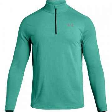 Under Armour Threadborne Streaker 1/4 Zip Green