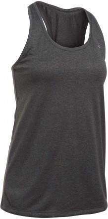 Under Armour Tech Tank Solid Grey