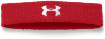 Under Armour UA Performance Headband Red