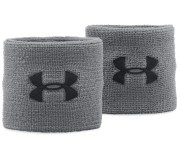 Under Armour Performance Wristbands Grey