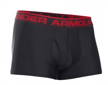 "Under Armour O Series 3"" Boxerjock Black"