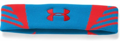 Under Armour Undeniable Headband Blue Red