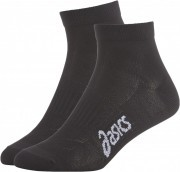 Asics Tech Ankle Sock 0900 Black 2 Pack