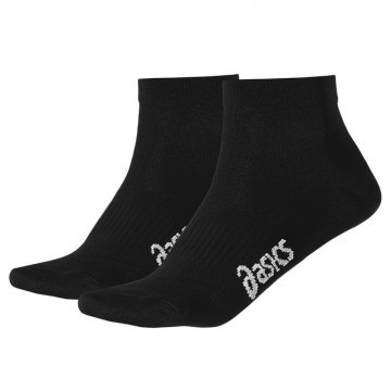 ASICS Tech Ankle Socks 2Pack Black
