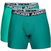 "Under Armour O Series 6"" Boxerjock 2 Pack Blue"