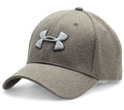 Under Armour Heather Blitzing Cap Green