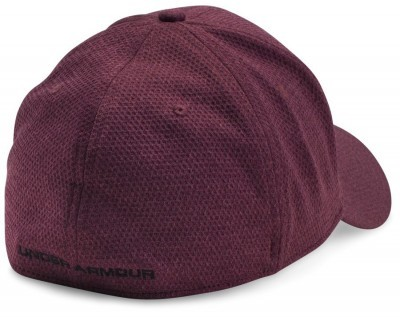 Under Armour Heather Blitzing Cap Red