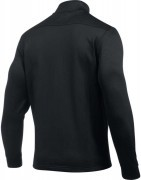 Under Armour Fleece 1/4 Zip Black