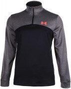 Under Armour Icon 1/4 Zip Grey/Black