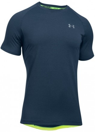 Under Armour Transport Short Sleeve Navy